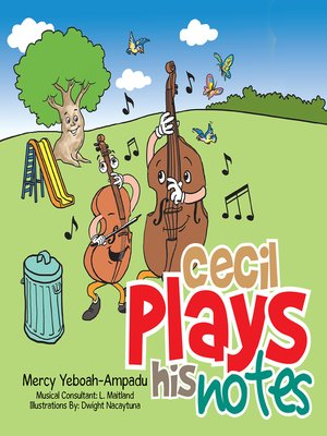 cover image of Cecil Plays His Notes
