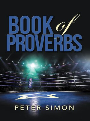 cover image of Book of Proverbs