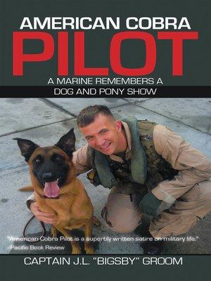 cover image of American Cobra Pilot