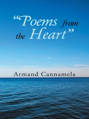 "cover image of ""Poems from the Heart"""