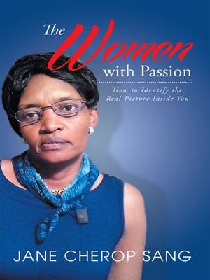 cover image of The Women with Passion