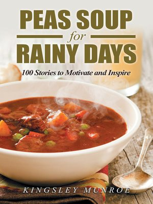 cover image of Peas Soup for Rainy Days