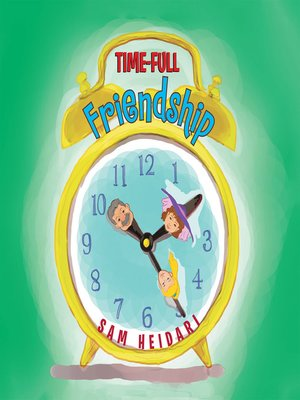 cover image of Time-Full Friendship