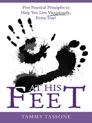 cover image of At His Feet