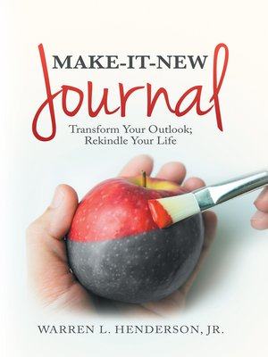 cover image of Make-It-New Journal