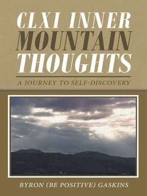 cover image of Clxi Inner Mountain Thoughts