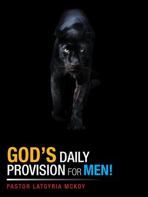 cover image of God's Daily Provision for Men!