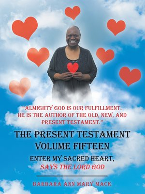 cover image of The Present Testament Volume Fifteen
