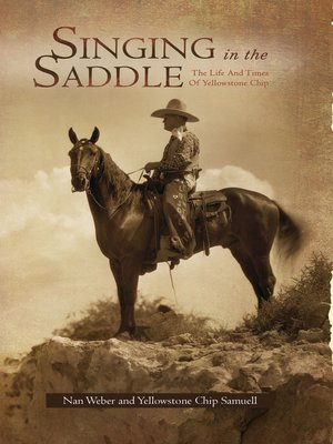 cover image of Singing in the Saddle