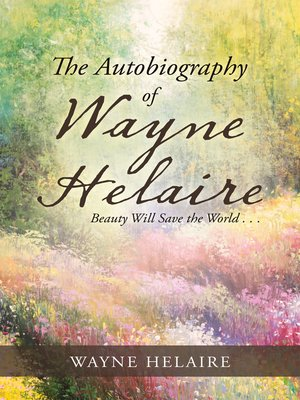 cover image of The Autobiography of Wayne Helaire