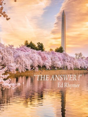 """cover image of """"The Answer !"""""""