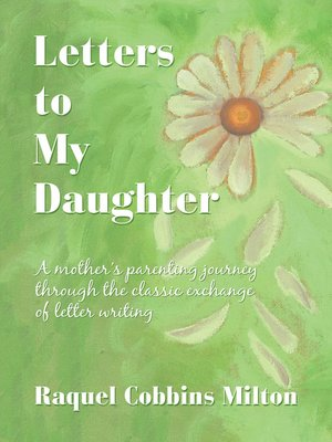 cover image of Letters to My Daughter