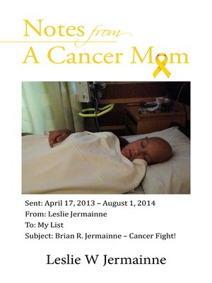 cover image of Notes from a Cancer Mom