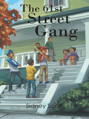 cover image of The 61St Street Gang