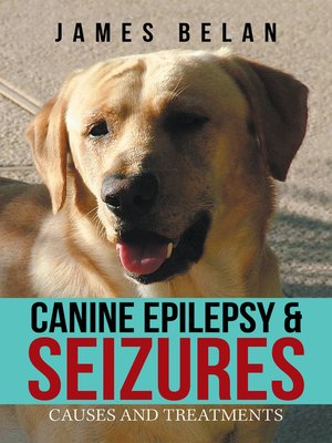 cover image of Canine Epilepsy & Seizures