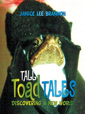 cover image of Tall Toad Tales