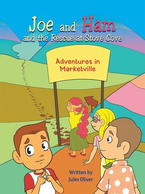 cover image of Joe and Ham and the Rescue at Stove Cove
