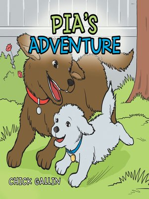 cover image of Pia's Adventure
