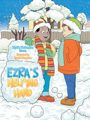 cover image of Ezra's Helping Hand