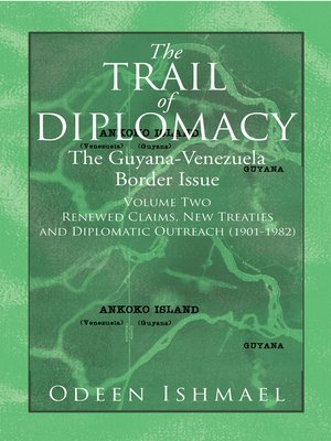 cover image of The Trail of Diplomacy