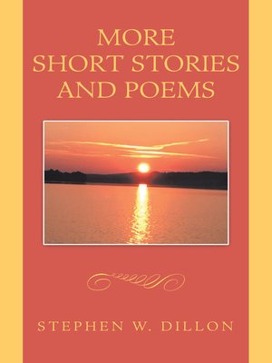 cover image of More Short Stories and Poems
