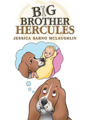 cover image of Big Brother Hercules