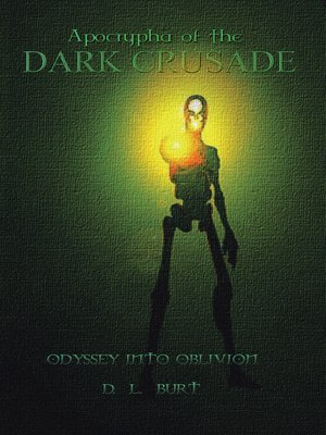 cover image of Apocrypha of the Dark Crusade