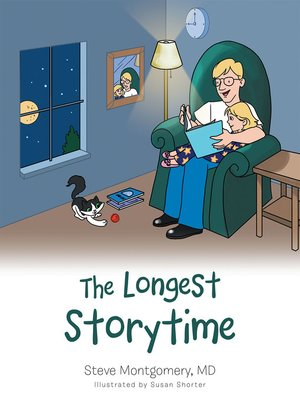 cover image of The Longest Storytime