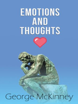 cover image of Emotions and Thoughts