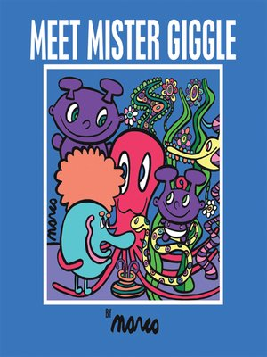 cover image of Meet Mister Giggle