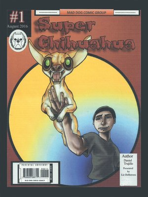 cover image of Super Chihuahua