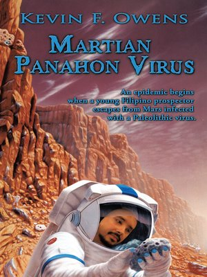 cover image of Martian Panahon Virus