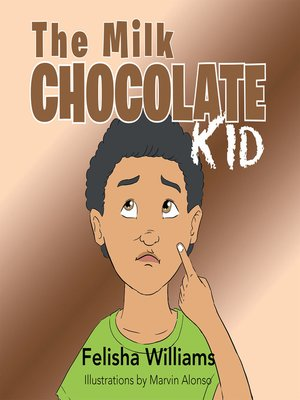 cover image of The Milk Chocolate Kid