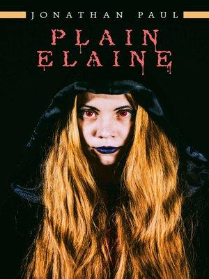 cover image of Plain Elaine