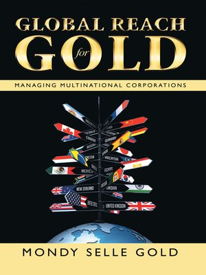 cover image of Global Reach for Gold