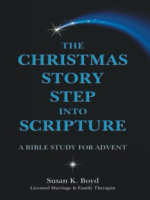 cover image of The Christmas Story Step into Scripture