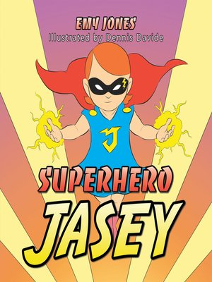 cover image of Superhero Jasey