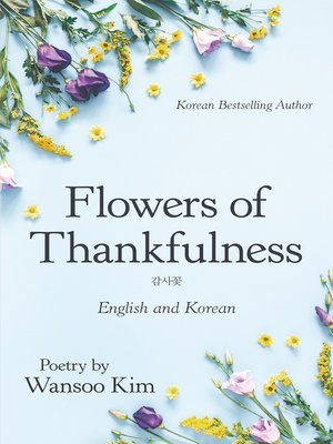cover image of Flowers of Thankfulness