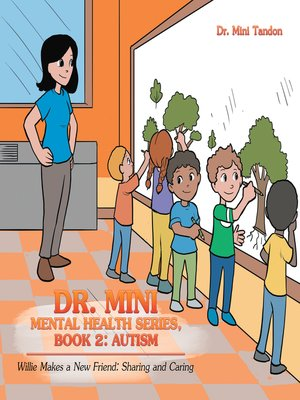 cover image of Dr. Mini Mental Health Series, Book 2