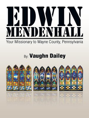 cover image of Edwin Mendenhall