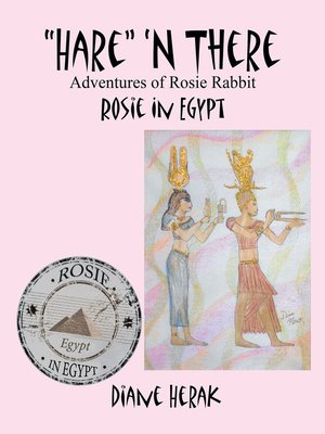 "cover image of ""Hare"" 'n There Adventures of Rosie Rabbit"