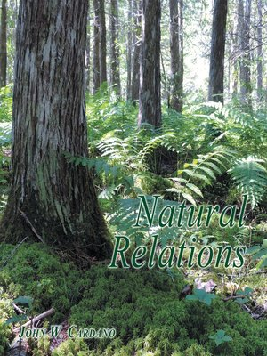 cover image of Natural Relations