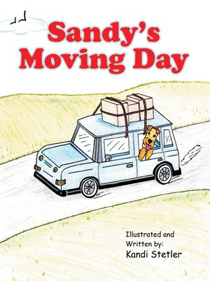 cover image of Sandy's Moving Day