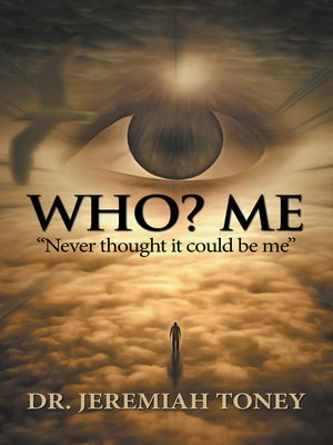 cover image of Who? Me