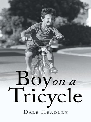 cover image of Boy on a Tricycle