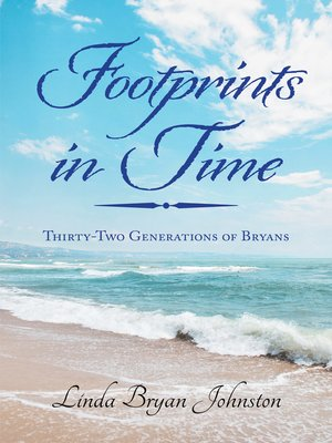 cover image of Footprints in Time