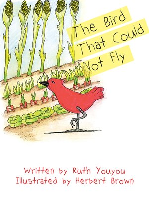 cover image of The Bird That Could Not Fly