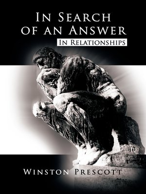 cover image of In Search of an Answer