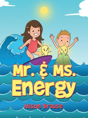 cover image of Mr. & Ms. Energy