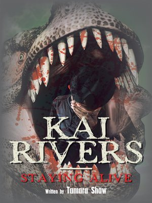 cover image of Kai Rivers—Staying Alive